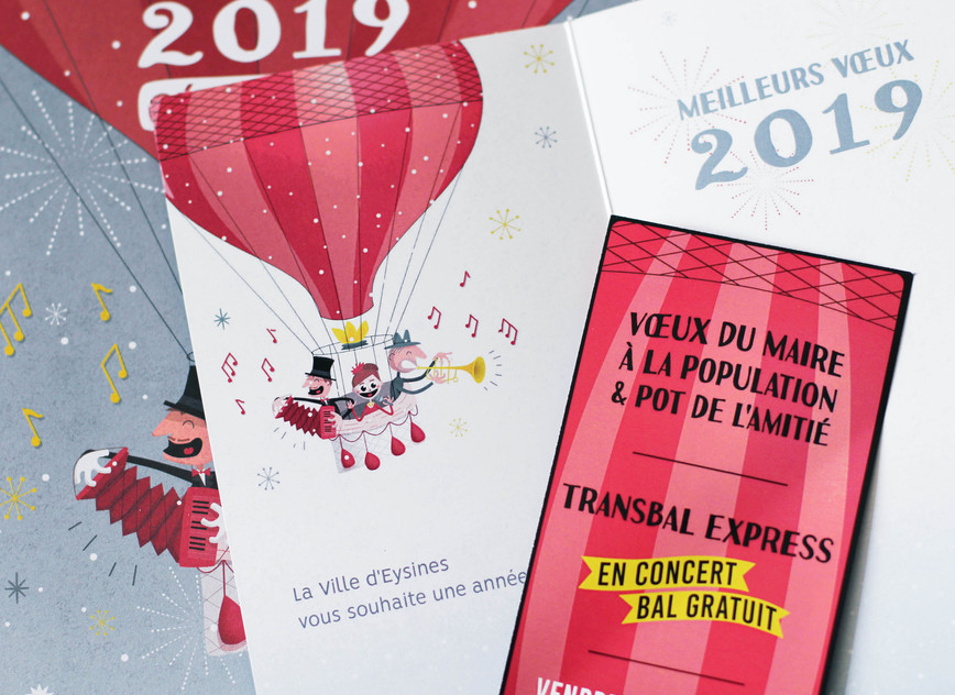 Support vœux 2019