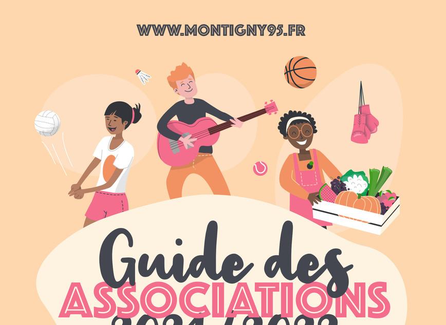 Guide des Associations 21-22