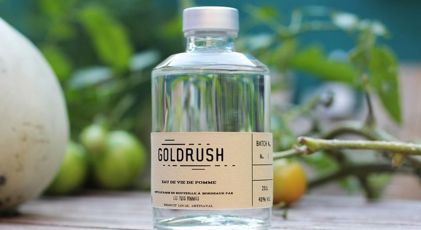 Bouteille Goldrush