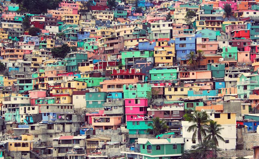 Port au Prince, Haïti