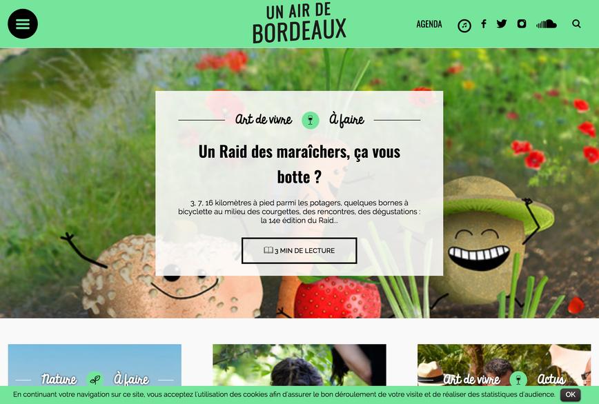 Un air de Bordeaux