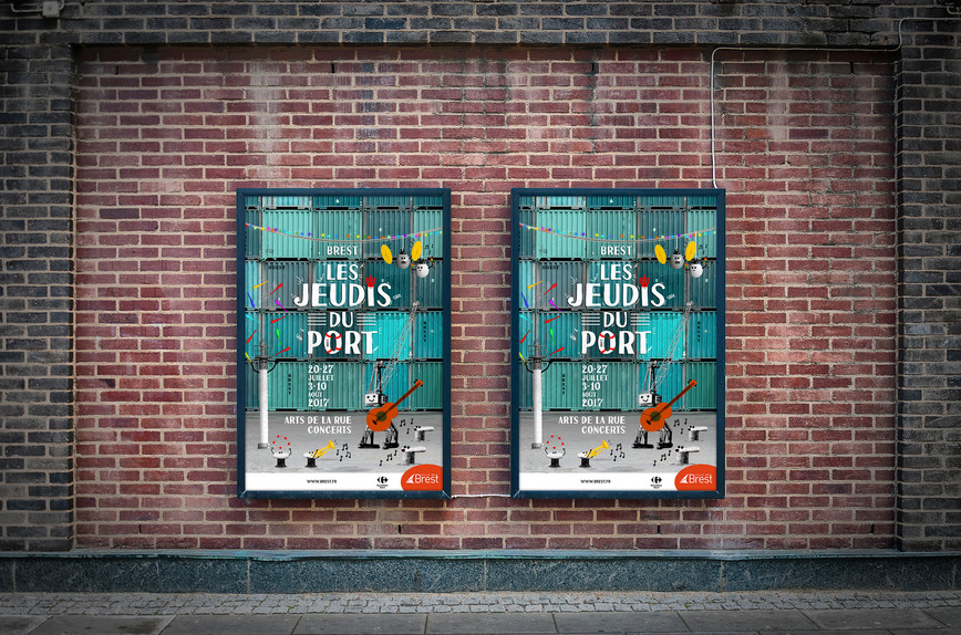 Propositions affiches