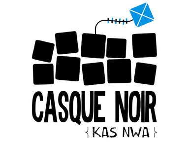 CASQUE NOIR
