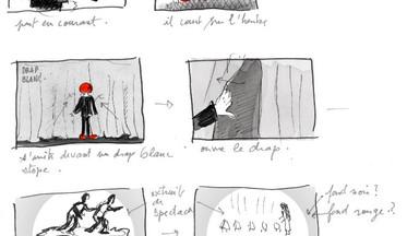 storyboard L'AVENTURE CULTURELLE