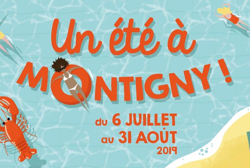 Un été à Montigny !
