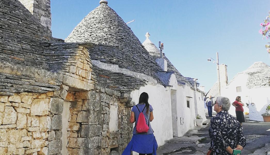 Alberobello tour experience