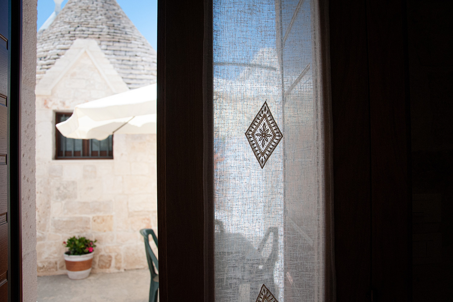 Private trullo holiday coutryside