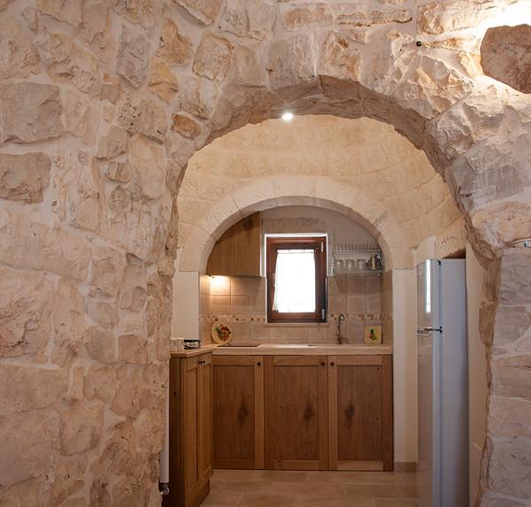 Casa vacanza nei trulli con cucina