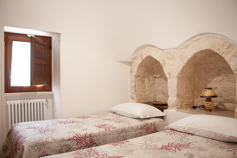 Dormire nei trulli di Alberobello