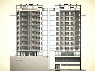 2009 Edifício Multifamiliar Almada - arqui3 - gabinete de Arquitetura - São Sebastião da Pedreira