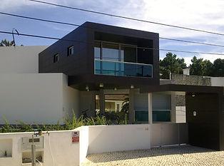 2008 Moradia Unifamiliar Belverde - arqui3 - gabinete de Arquitetura - São Sebastião da Pedreira