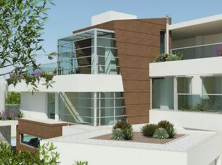 2011 Moradia Unifamiliar Aldeia dos Capuchos - arqui3 - gabinete de Arquitetura - São Sebastião da Pedreira