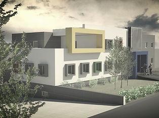 2011 Colégio Vale Figueira - arqui3 - gabinete de Arquitetura - São Sebastião da Pedreira