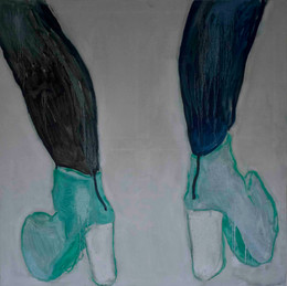 (SOLD) Boots