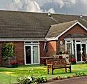 B-Butterfly Hospice garden for Resident.
