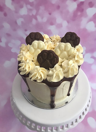 """5""""ROUND CAKE SWEET"""