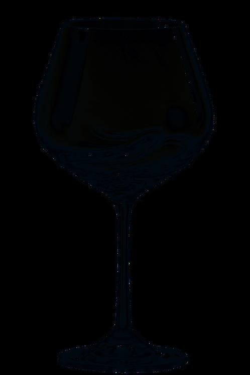 Bohemia Crystal Turbulence Glasses 570ml Set of 2