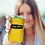 Thumbnail: Yellow Sydney Adams Koozie