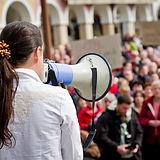 Manifestation publique