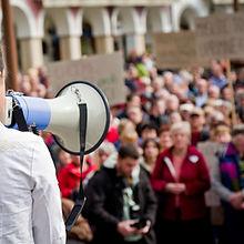 Public Demonstration