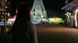 Belinda in Amusement Park