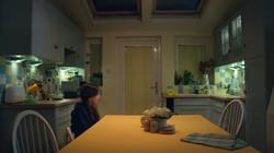 Belinda in kitchen