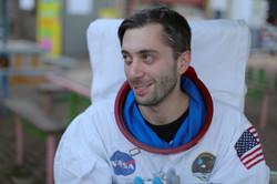 Jordan Klaja, Astronaut