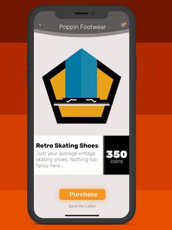 Footwear UI