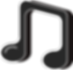Rounded Music Note (Black).png