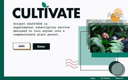 Cultivate Home Page.png