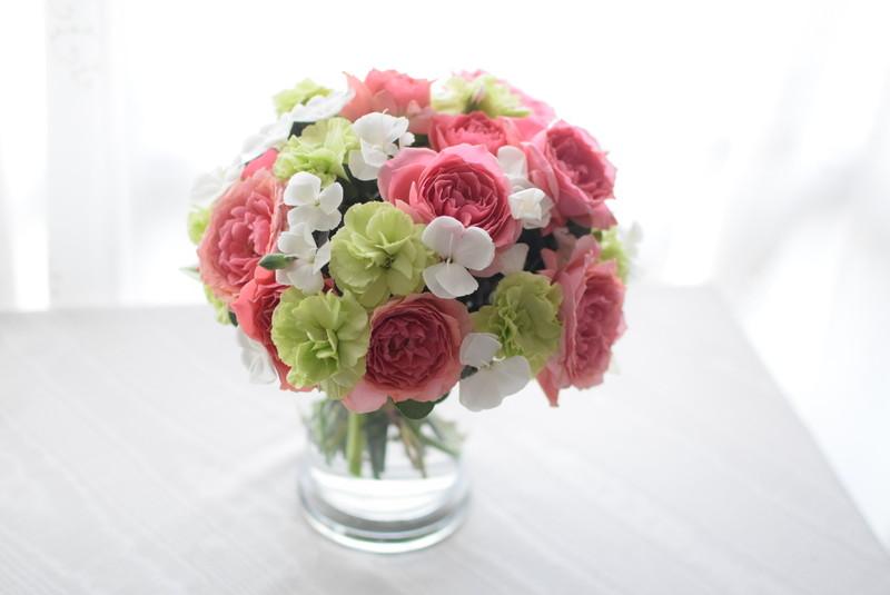 No.3 3級丸い花束