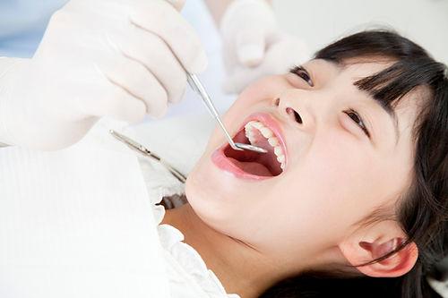子どもの歯について