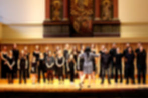 Bristol choir brigade community singing harmonies popular modern contemporary fun upbeat songs st george's hall performance live