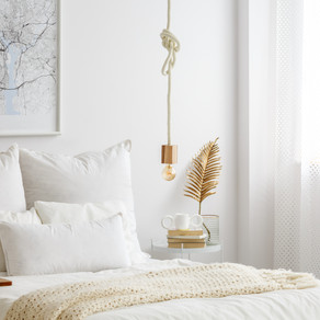 How to Use White in Your Home After Labor Day
