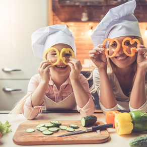 Family Wellness begins at Home