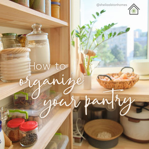 Organizational Hacks to Keep Your Pantry and Fridge Healthy