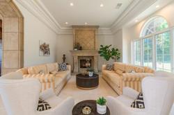 Spacious Formal Living Room