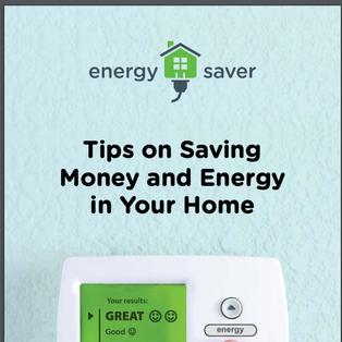 Energy Saver eBook