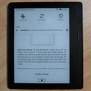 e-reader, Kindle Oasis, upgrade for writers, Amazon Kindle