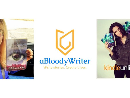 Self-publishing, but asked to indie authors: Interview with Nicolette Beebe & Stefanie Nici