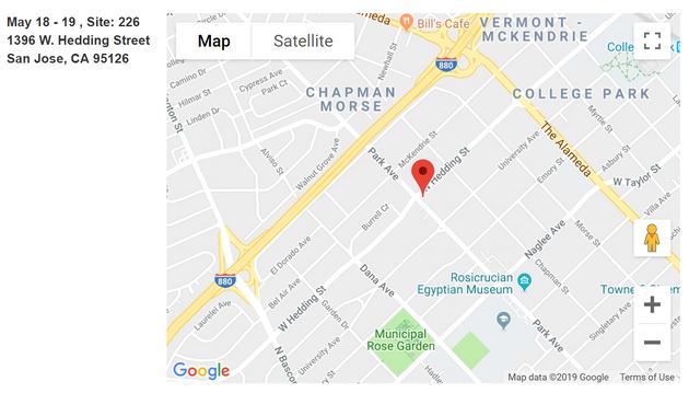 Silicon Valley Open Studios!