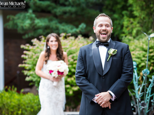 TEMPLE BETH AHM YISRAEL WEDDING   RACHEL & MICHAEL