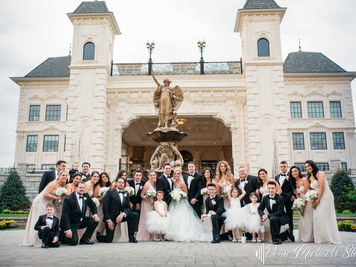 LEGACY CASTLE WEDDING | SAMANTHA & ANTHONY