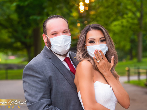 HOW TO MINIMIZE RISKS AND COSTS WHEN PLANNING A PANDEMIC WEDDING