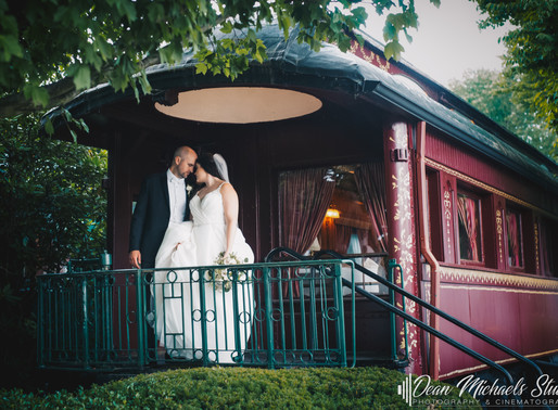 MADISON HOTEL WEDDING | MARY & MARK