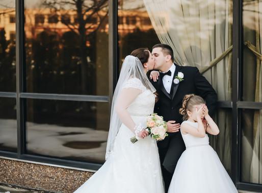 HILTON WOODCLIFF LAKE WEDDING | ALYSSA & CHRISTOPHER
