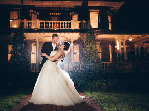 OAKESIDE MANSION WEDDING | RACHEL & SCOTT