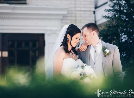 MADISON HOTEL WEDDING | DANIELLE & ARTHUR