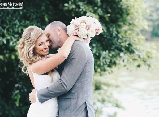EAGLE OAKS COUNTRY CLUB WEDDING | KATE & TIM