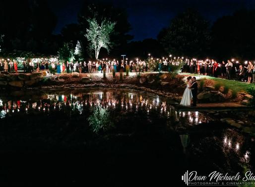 GLASBERN INN WEDDING | JILL & JAY